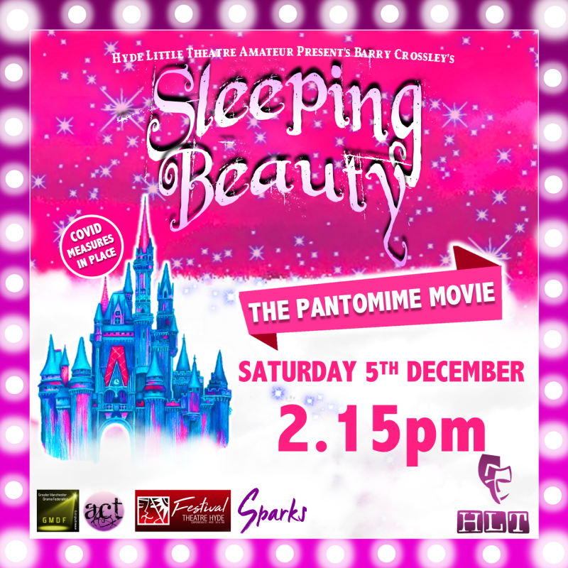 1. Sleeping Beauty (The Pantomime Movie)