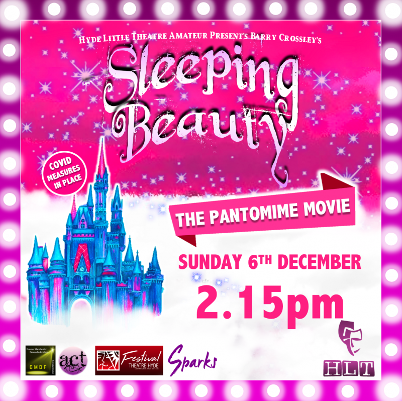 3. Sleeping Beauty (The Pantomime Movie)