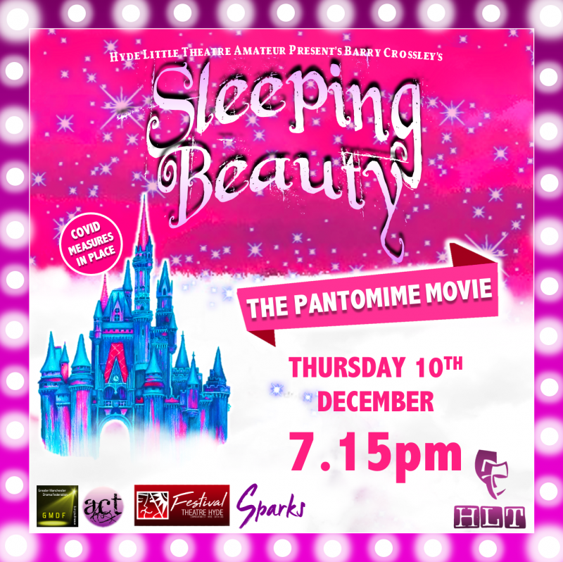 8. Sleeping Beauty (The Pantomime Movie)